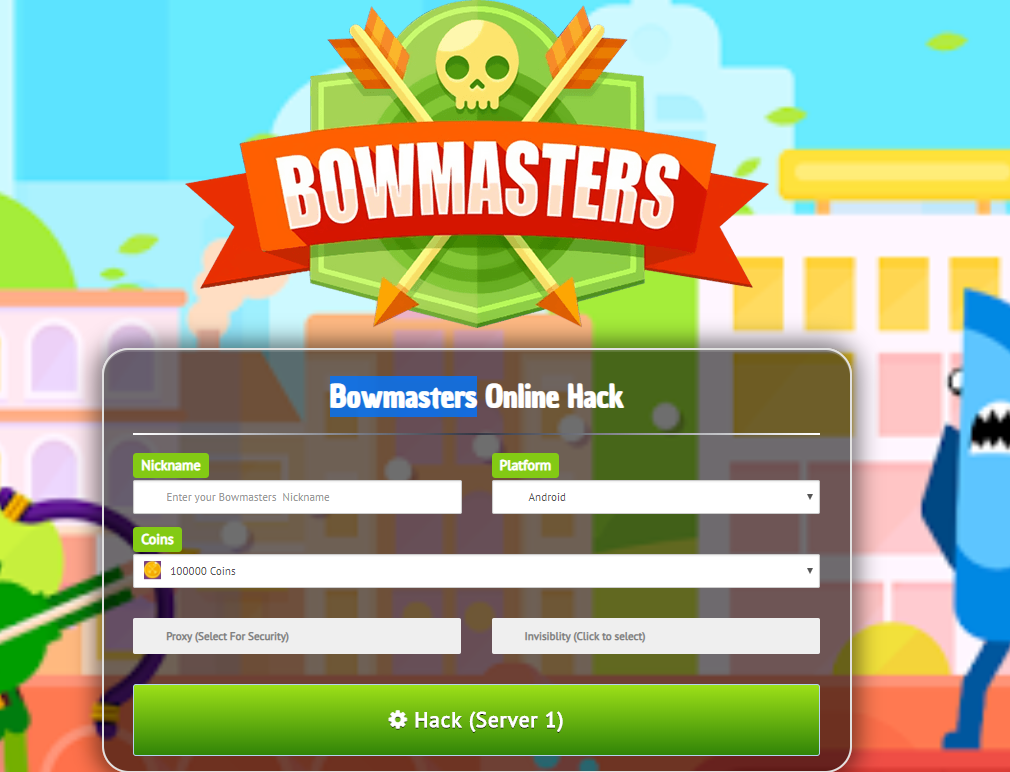 bowmasters ios download