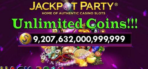 Casino jackpot party